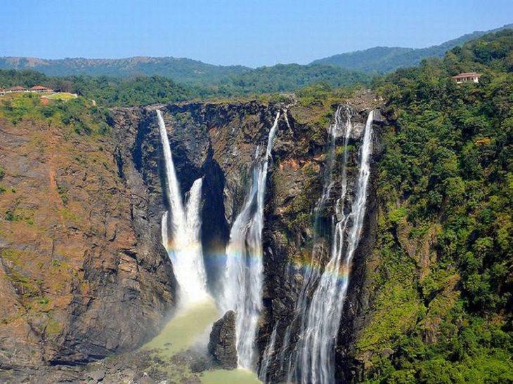 lugares belos da Índia