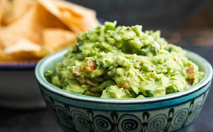 Como fazer uma deliciosa receita de guacamole
