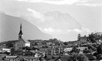 Cidade nas montanhas