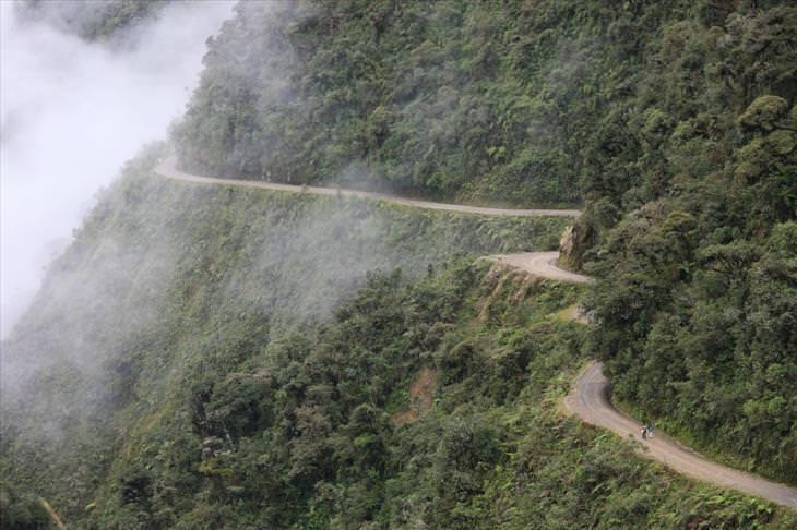 14 Estradas Extremamente Perigosas