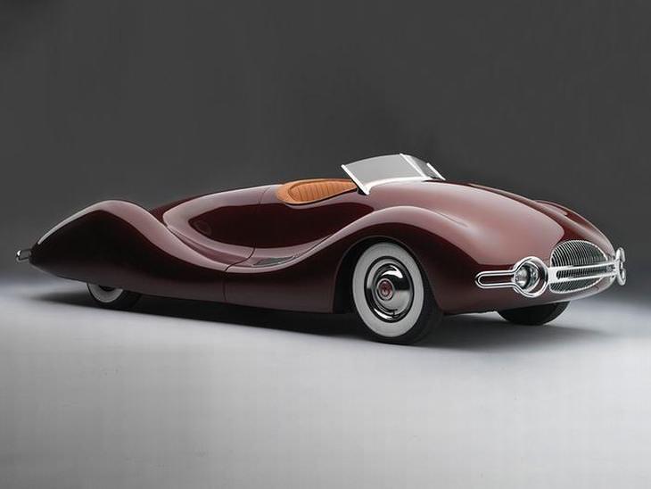 12 carros conceituais com um único modelo fabricado
