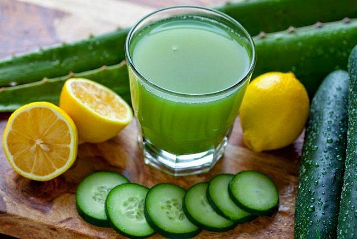 Um suco saudável que ajuda a perder peso