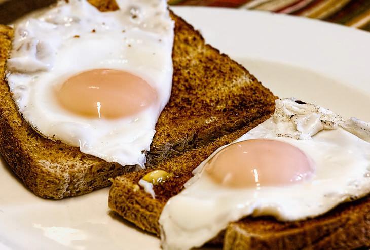 Os benefícios à saúde de consumir 2 a 3 ovos por dia