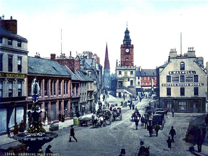 fotos da escócia no século 19