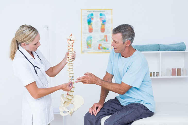 Saiba como identificar e tratar a hérnia de disco