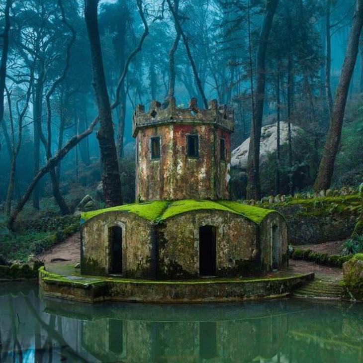 23 belos lugares abandonados