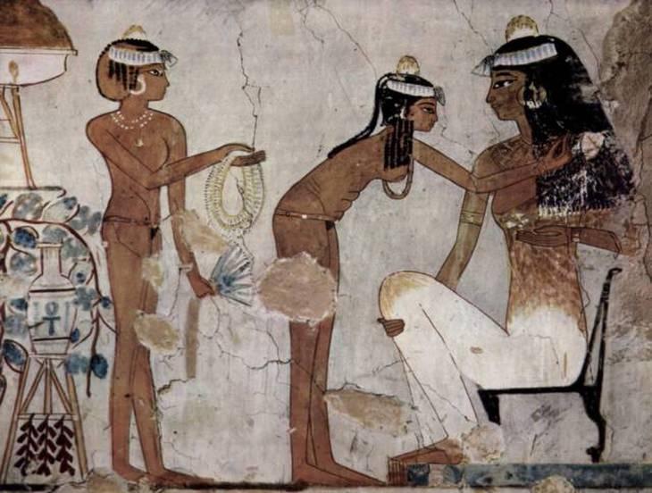 História 10 Exemplos da modernidade e evolução do Egito Antigo