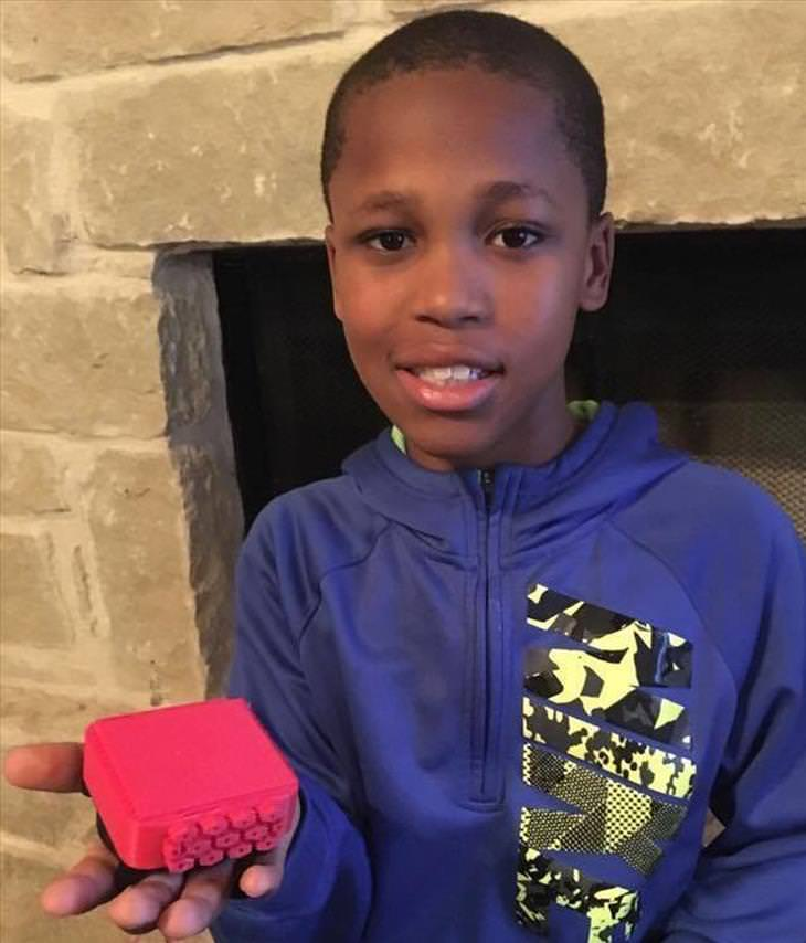 garoto de 10 anos cria dispositivo para evitar calor dentro do carro