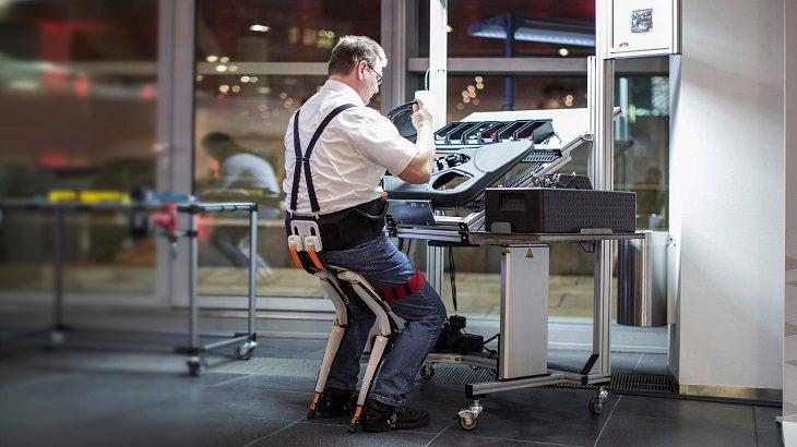 conheça a cadeira móvel que se adapta ao seu corpo