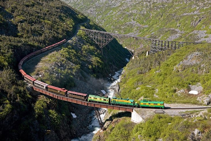 as viagens de trem mais perigosas do mundo