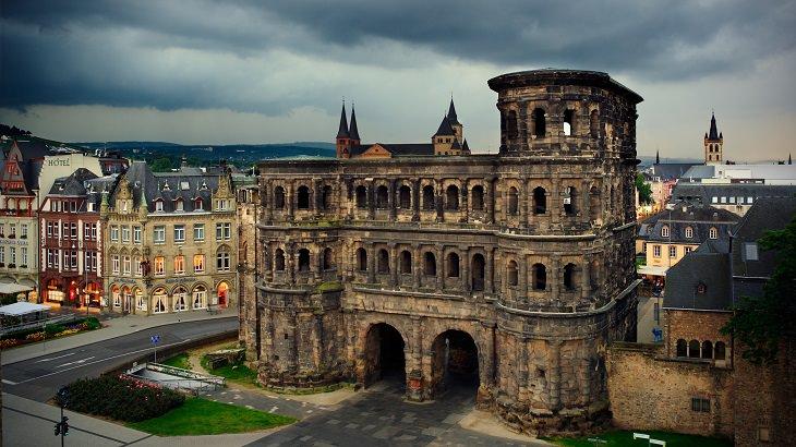 turismo em trier na alemanha