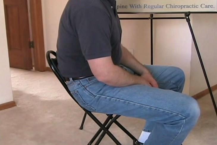5 Posições sentadas que fazem mal à saúde