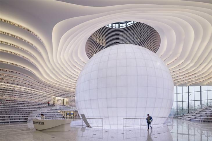 os prédios mais modernos de 2017 na arquitetura