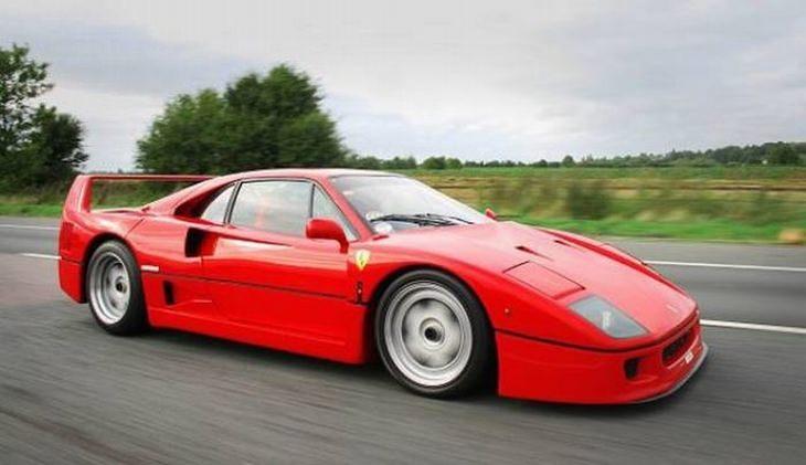 Carros: 70 anos de Ferrari