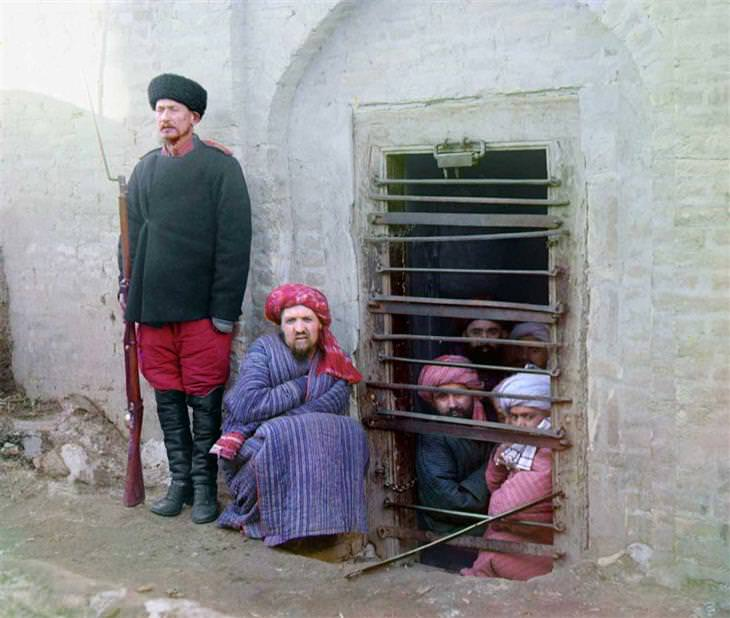 fotos da Rússia antiga
