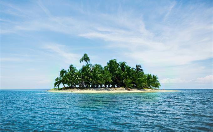 Ilha caribenha