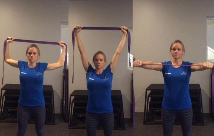 exercícios de postura