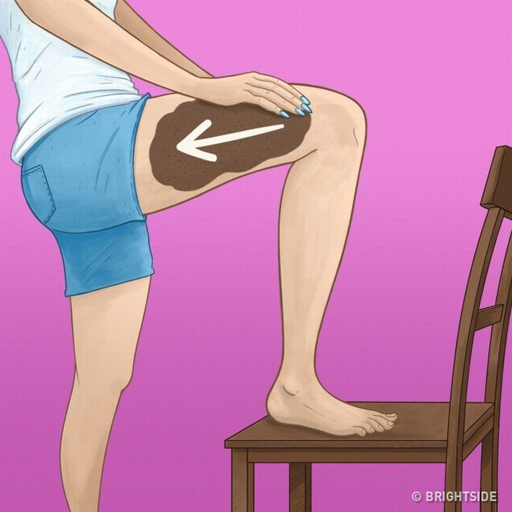 como fazer massagem para celulite em casa