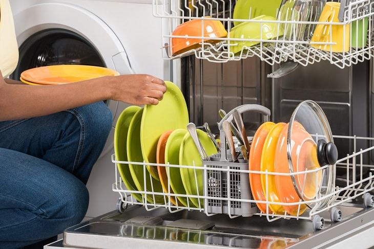 máquina de lavar louças pode acumular milhares de fungos e bactérias