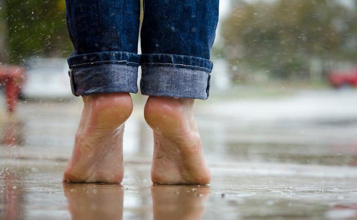 sintomas de doenças nos pés