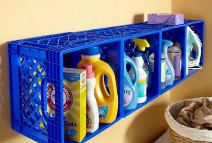 17 dicas para organizar toda a casa