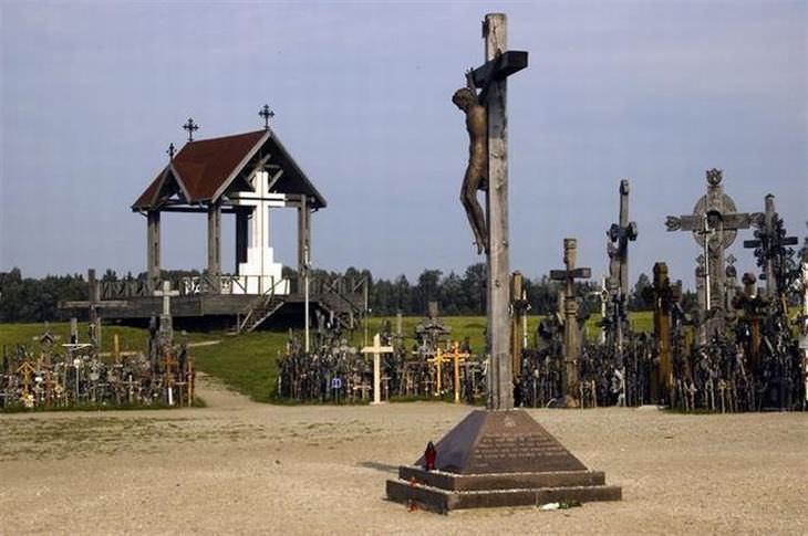 colina das cruzes