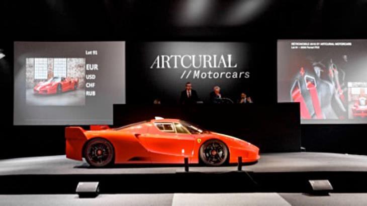 carros mais caros de 2018