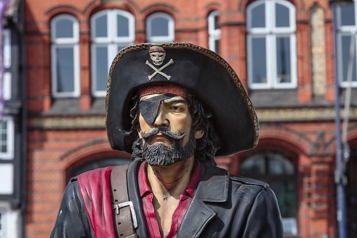 piada de pirata