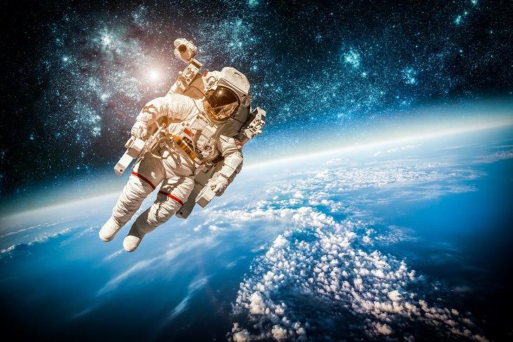 emagreça com a dieta dos astronautas