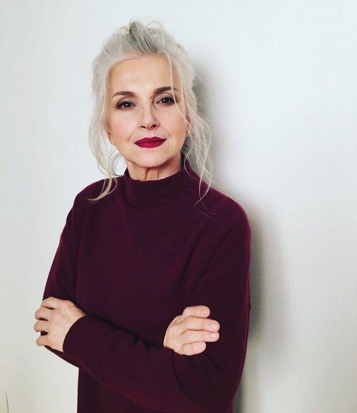 agência russa trabalha com modelos acima de 45 anos oldushka