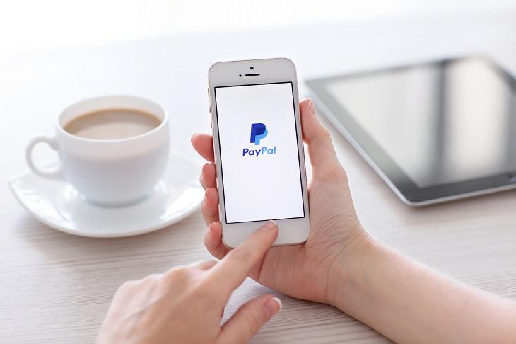 paypal e cartão de crédito