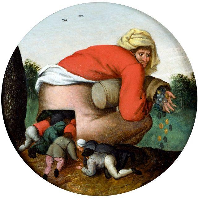 As 7 Pinturas mais hilárias do mundo da arte clássica