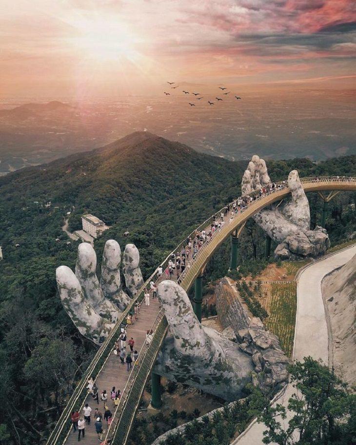 ponte no Vietña