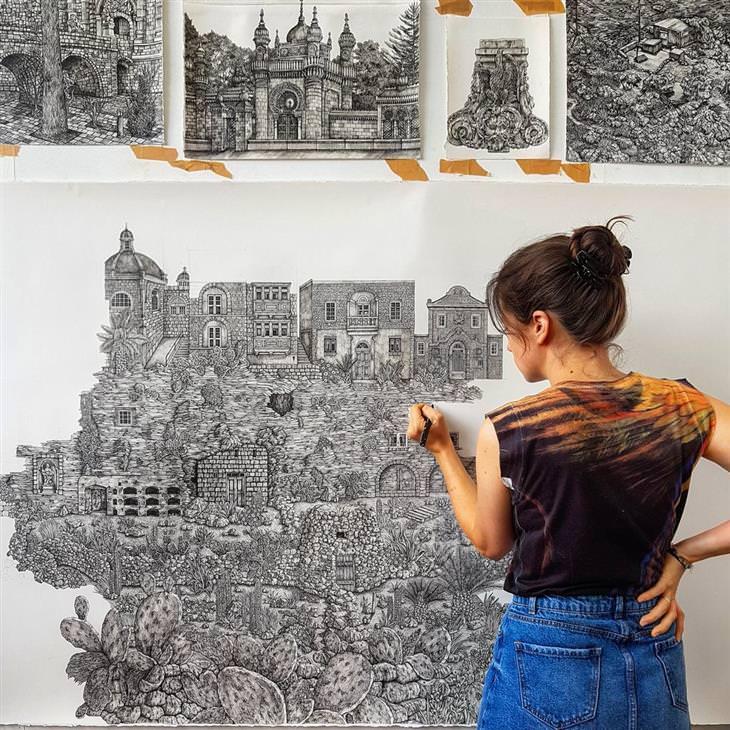Arte de Olivia Kemp