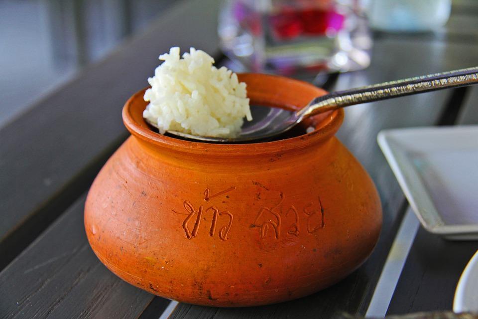 arroz jasmim é ótimo para quem não consegue dormir