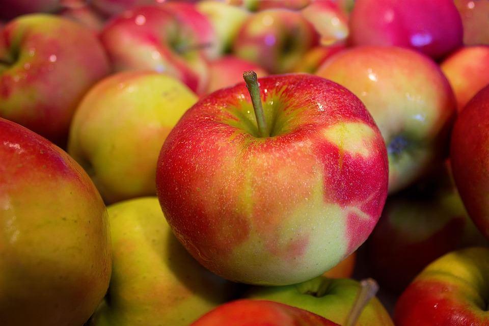 maçã é um bom alimento para quem já passou dos 50 anos