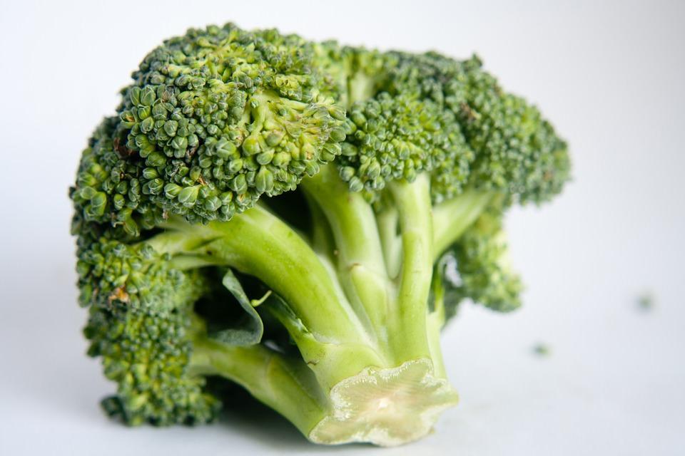 brócolis é fundamental para quem tem acima de 50 anos