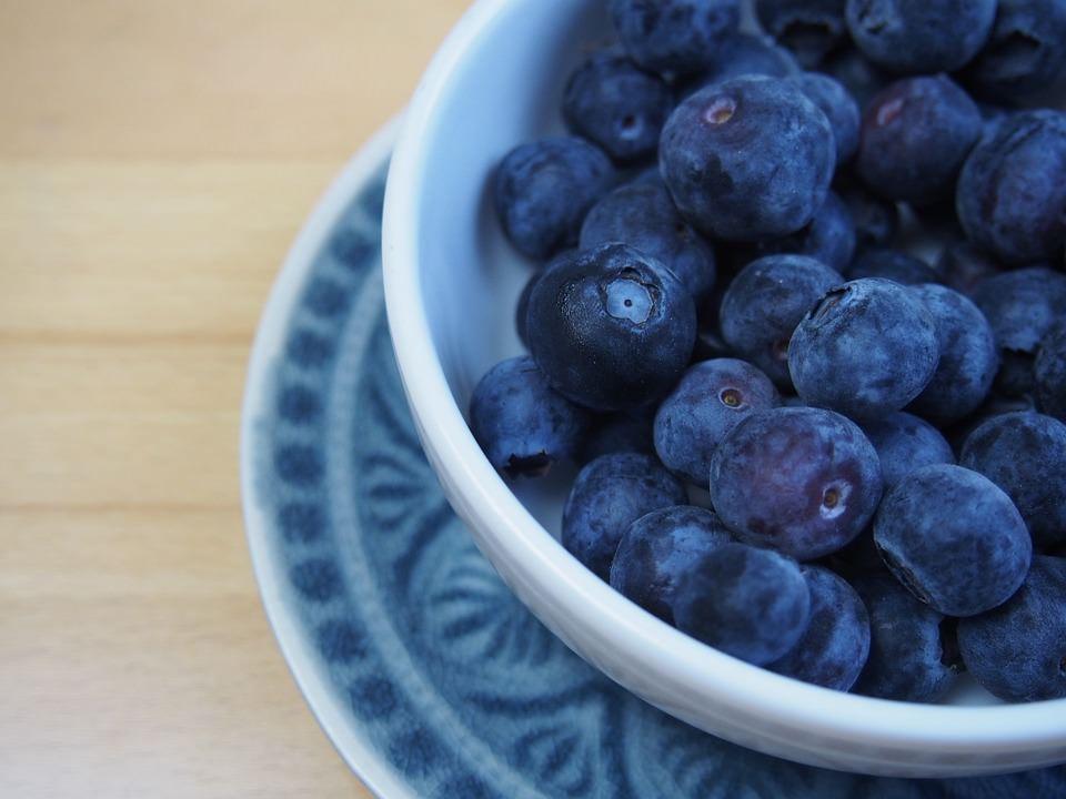 mirtilo é um bom alimento para quem tem acima de 50 anos