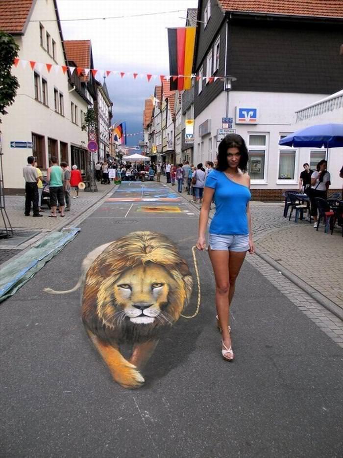 arte em 3D nikolaj arndt