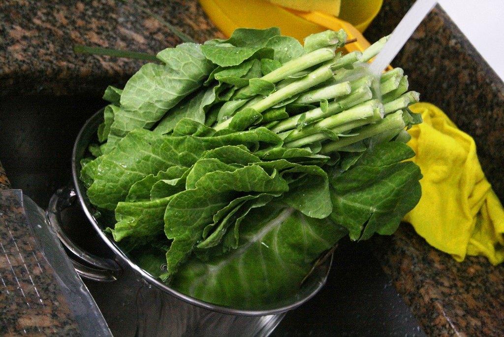 10 benefícios da couve para a saúde