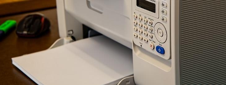 como economizar tinta na impressora