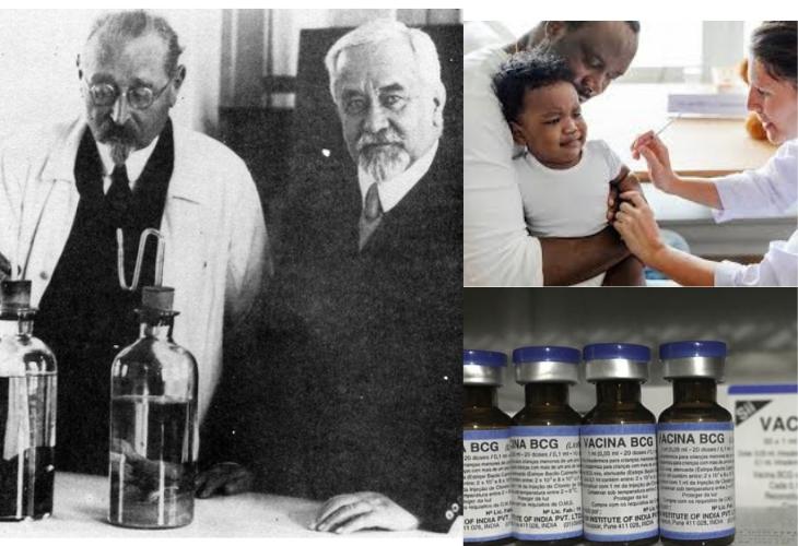 5 das vacinas mais importantes da história