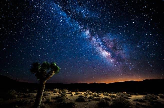 estrelas, céu