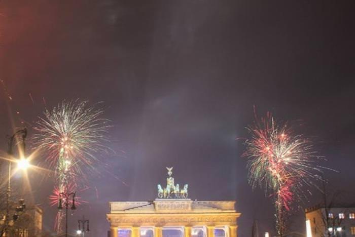 ano novo, cidades