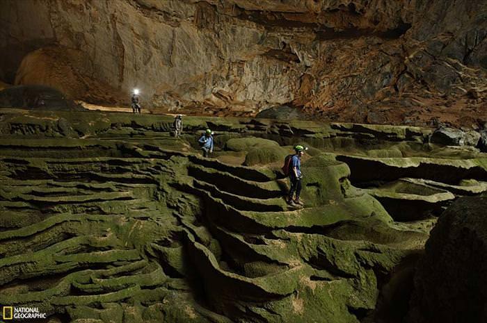 cavernas, grutas