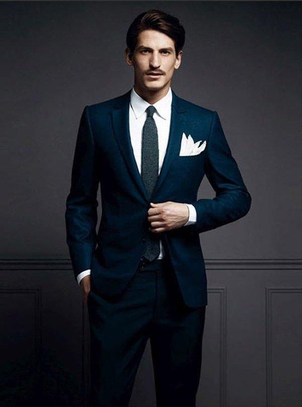 Como Vestir um Terno Como Um Cavalheiro