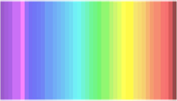 quantas cores