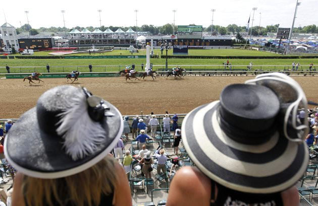 Kentucky Derby, chapéus