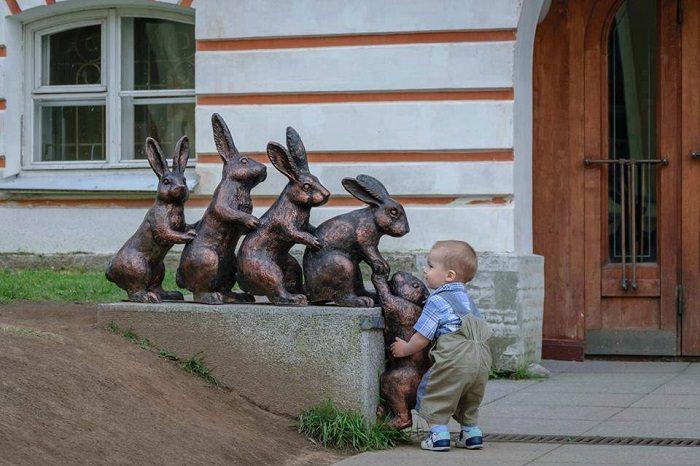 arte, crianças