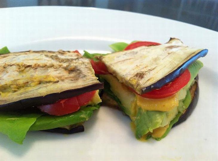 13 Sanduíches deliciosos sem pão!